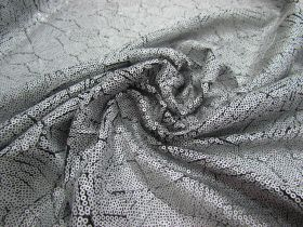 Great value Mosaic Embroidered Sequin Net available to order online New Zealand