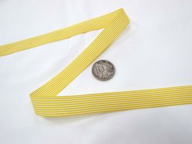 Great value Candy 15mm- Yellow / White available to order online New Zealand