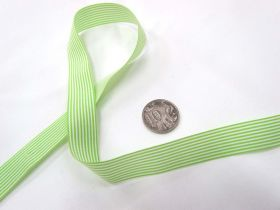 Great value Candy 15mm- Wasabi / White available to order online New Zealand