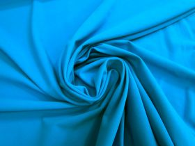 Great value Active Supplex Spandex- Caribbean Blue #4998 available to order online New Zealand