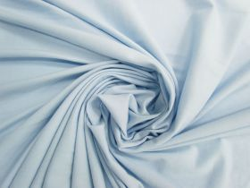 Great value Cotton Blend Spandex- Powder Blue #5009 available to order online New Zealand