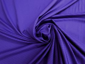 Great value Sports Eyelet Spandex Jersey- Night Purple #5023 available to order online New Zealand