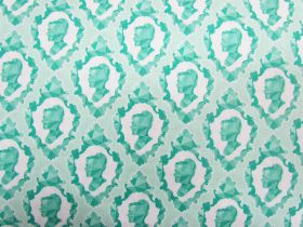 Great value Ardently Austen Cotton- Teal #3124 available to order online New Zealand