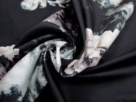 Great value 79cm Smoke Blooms Polyester Panel #5030 available to order online New Zealand