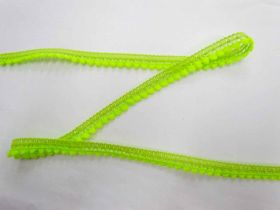 Great value Petite Pom Poms- Fluro Green available to order online New Zealand