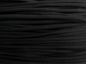 Great value 8mm Chunky Covered Cord- Black #486 available to order online New Zealand