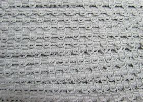 Great value 12mm Decorative Loop Trim- Silver Grey #488 available to order online New Zealand