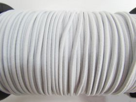 Great value 3mm Bungee Cord Elastic- White #499 available to order online New Zealand