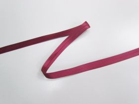 Great value 11mm Satin Bias Binding- Mulberry #500 available to order online New Zealand