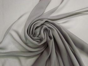 Great value Georgette- Elephant Grey #5036 available to order online New Zealand