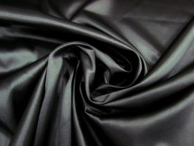 Great value Stretch Satin- Soft Black #1128 available to order online New Zealand