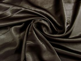 Great value Stretch Satin- Cafe Brown #1129 available to order online New Zealand