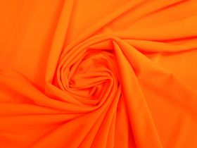 Great value Matte Lycra®- Tropical Neon Orange #5081 available to order online New Zealand