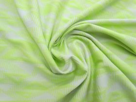 Great value Jazzy Triangles Jersey- Lime #5092 available to order online New Zealand