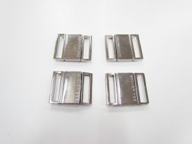 Great value Designer Bikini Clasps- Silver RW258- 4 for $2 available to order online New Zealand