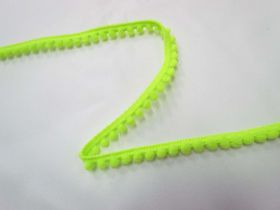 Great value Mini Pom Poms- Neon Yellow available to order online New Zealand