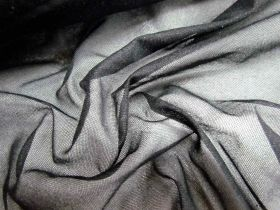 Great value Fusible Sheer Interfacing- Black #1 available to order online New Zealand