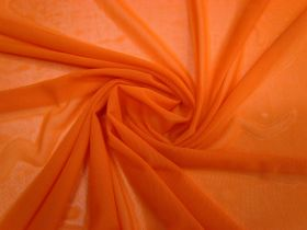 Great value 2-Way Stretch Mesh- Electric Orange #1271 available to order online New Zealand