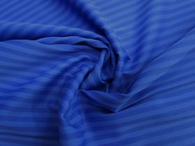 Great value Summer Stripe Matte Spandex- Royal Blue #1297 available to order online New Zealand