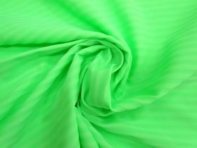 Great value Summer Stripe Matte Spandex- Fresh Lime #1299 available to order online New Zealand