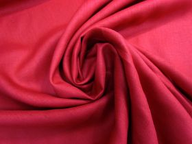 Great value Linen- Ruby Red available to order online New Zealand