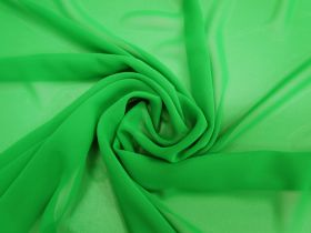Great value Chiffon- Kelly Green available to order online New Zealand
