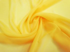 Great value Chiffon- Yellow available to order online New Zealand