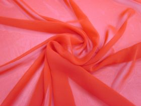 Great value Chiffon- Red available to order online New Zealand