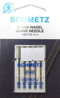 Great value Schmetz Jeans Needles- Multi available to order online New Zealand