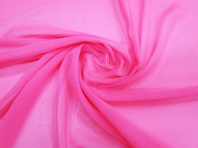 Great value Chiffon- Fluro Pink available to order online New Zealand
