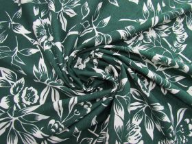 Great value Natural Beauty Cotton Jersey- Green #5119 available to order online New Zealand