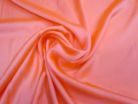 Great value Satin Chiffon- Fluro Peach #1351 available to order online New Zealand