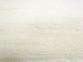 Great value 30mm Lace Trim- Lemon Cream #360 available to order online New Zealand