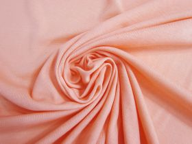 Great value Lightweight Ribbed Jersey- Lolly Peach#5151 available to order online New Zealand