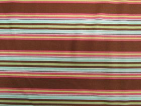 Great value Caravan Stripe Cotton #3357 available to order online New Zealand