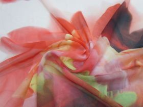 Great value Dragon Flower Chiffon #1377 available to order online New Zealand