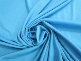 Great value Soft Interlock Jersey- Aqua Blue #5165 available to order online New Zealand