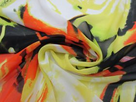 Great value Chemical Reaction Chiffon #1381 available to order online New Zealand