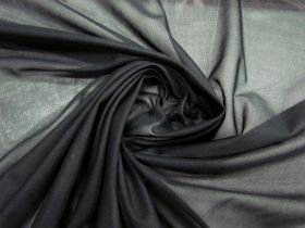 Great value Sheer & Lightweight Stretch Fusible Interfacing- Black #3365 available to order online New Zealand