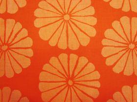 Great value Kaffe Fassett Damask Flower- Orange available to order online New Zealand