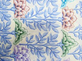 Great value Kaffe Fassett Mughal- White available to order online New Zealand