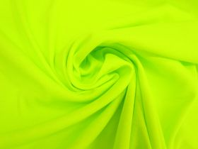 Great value Ribbed Cotton Jersey- Tennis Ball Fluro #5187 available to order online New Zealand