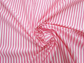 Great value Stripe Cotton Blend Jersey- Bubbly Pink #5201 available to order online New Zealand