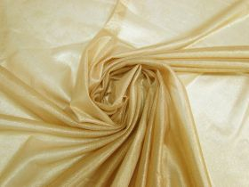 Great value Foile Stretch Mesh- Gold #5207 available to order online New Zealand