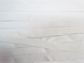 Great value 15mm Designer Grosgrain Ribbon- White #514 available to order online New Zealand