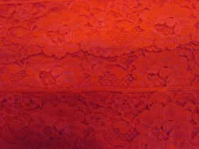 Great value 65mm Lace Trim- Red Lipstick #512 available to order online New Zealand