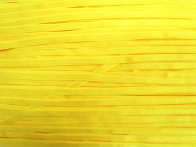 Great value 8mm Lingerie Strap Elastic- Sunshine Yellow #518 available to order online New Zealand
