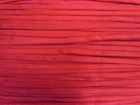 Great value 8mm Lingerie Strap Elastic- Scarlet Red available to order online New Zealand