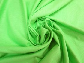 Great value Tubed Cotton Jersey- Paradise Green #5237 available to order online New Zealand