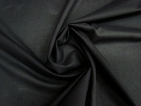 Great value Lightweight Fusible Woven Interfacing- Black #4500 available to order online New Zealand